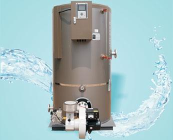 燃气立式开水锅炉