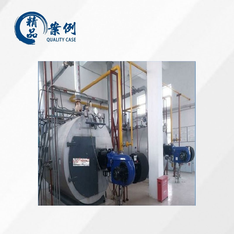 燃气蒸汽锅炉+MFT低氮燃烧机/全预混/后混-30mg