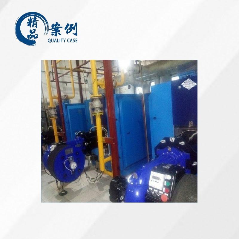 铸铁模块燃气锅炉+NFT低氮燃烧机/全预混/后混-30mg