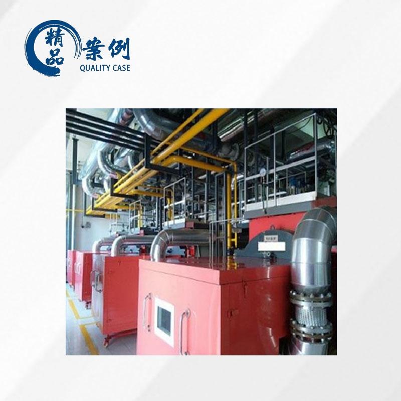 燃气蒸汽锅炉+FBR低氮燃烧机/直喷30mg