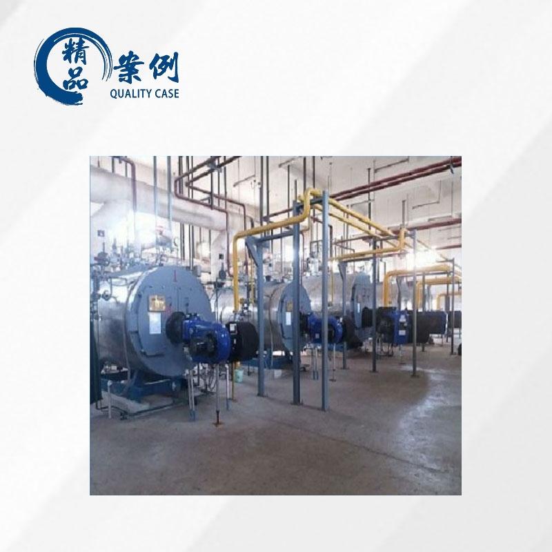 燃气蒸汽锅炉+MFT低氮燃烧机/全预混/后混- 30mg