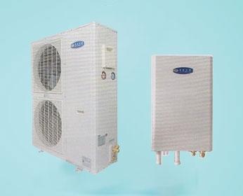 直流变频空气源热泵