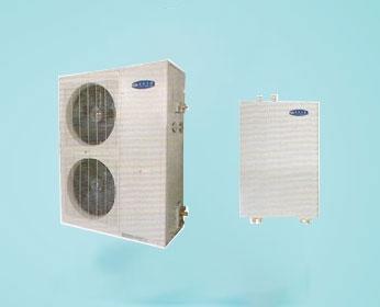 空气源热泵三联供机组