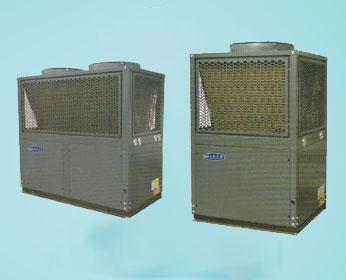 整体商用模块式空气源热泵