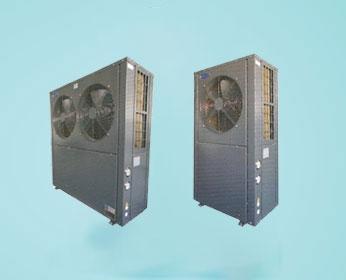 整体户式空气源热泵机组